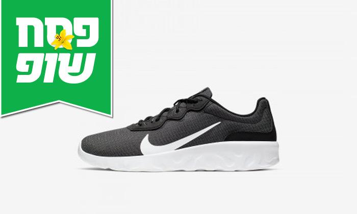 2 נעלי ריצה לגברים נייקי NIKE דגם Explore Strada