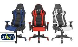 "כיסא גיימינג ד""ר גב דגם XP1"