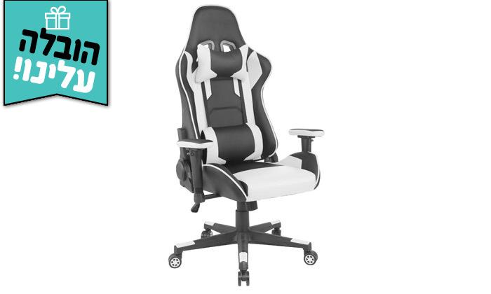 """3 ד""""ר גב - כיסא גיימינג דגם XP1 - משלוח חינם"""