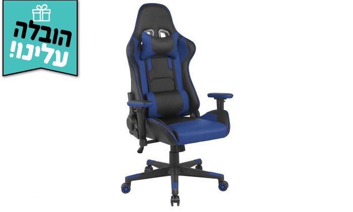 """5 ד""""ר גב - כיסא גיימינג דגם XP1 - משלוח חינם"""