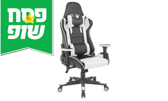 "3 ד""ר גב: כיסא גיימינג דגם XP1"