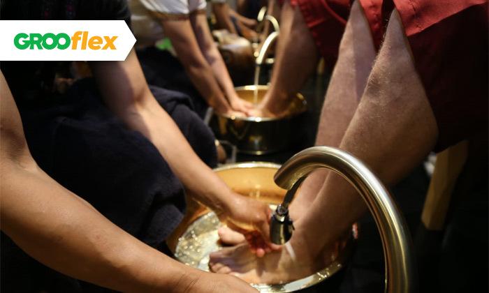 4 הנחה על עיסוי תאילנדי מקצועי בספא צ'אנג מאי, בוגרשוב תל אביב