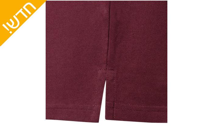 3 חולצת פולו שרוול ארוך לגבר GANT
