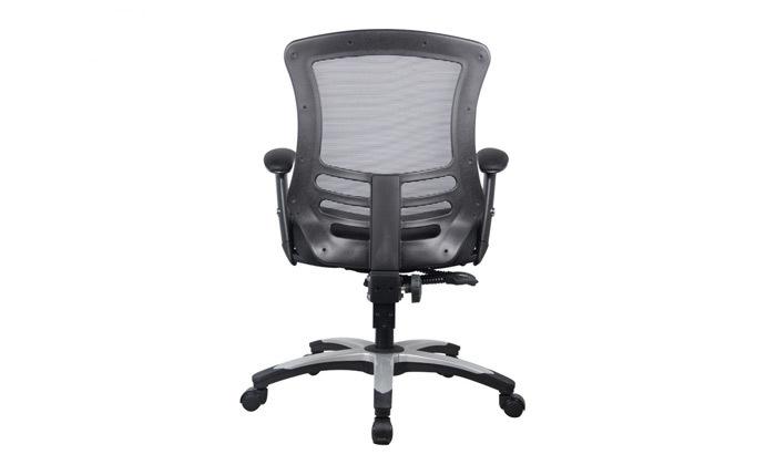 """7 כיסא משרדי ד""""ר גב דגם FLEX"""
