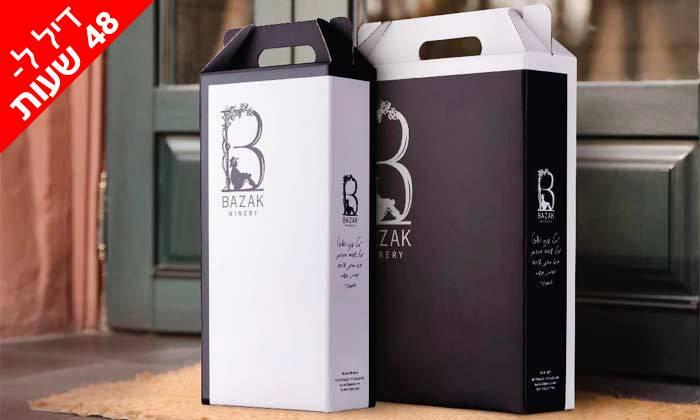 8 דיל ל-48 שעות: מארז 6 יינות כשרים מ-Bazak Winery