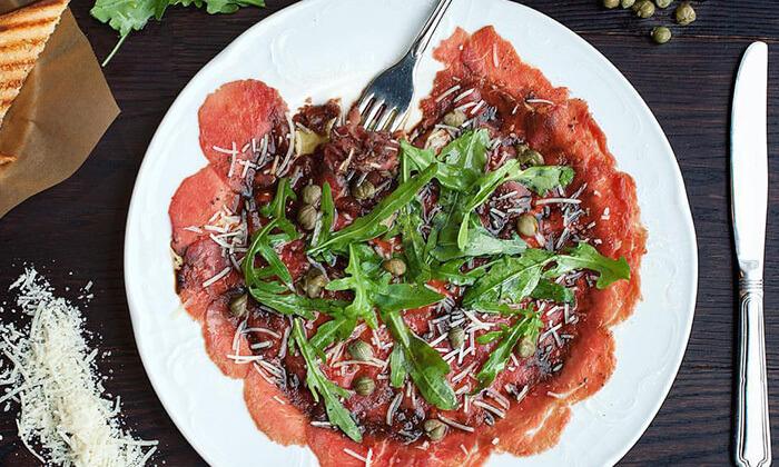 """5 ארוחה זוגית איטלקית או אמריקאית באספרסו בר ראשל""""צ"""
