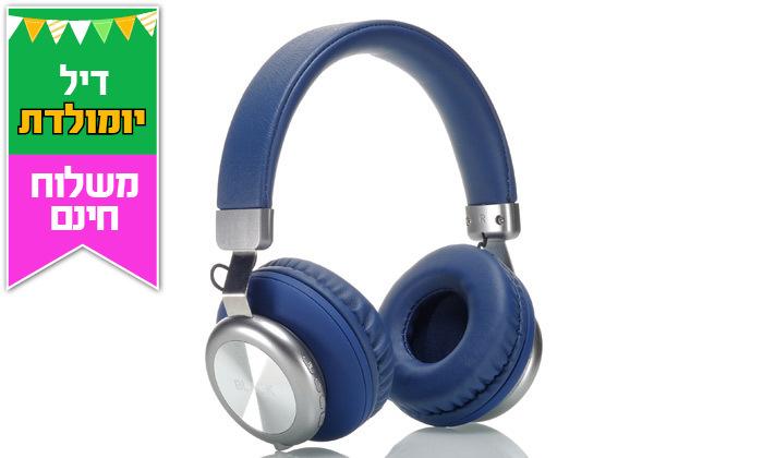 6 אוזניות אלחוטיותBLACK - משלוח חינם
