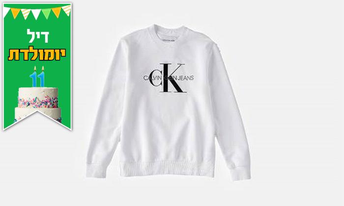 3 סווטשירט לגברים קלווין קליין Calvin Klein