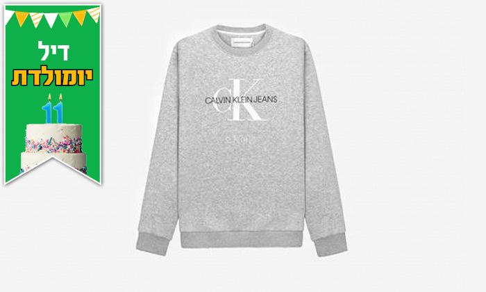 5 סווטשירט לגברים קלווין קליין Calvin Klein