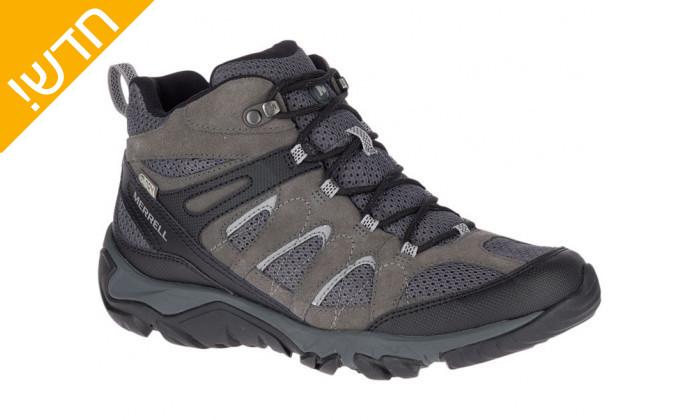 2 נעלי טיולים לגברים MERRELL