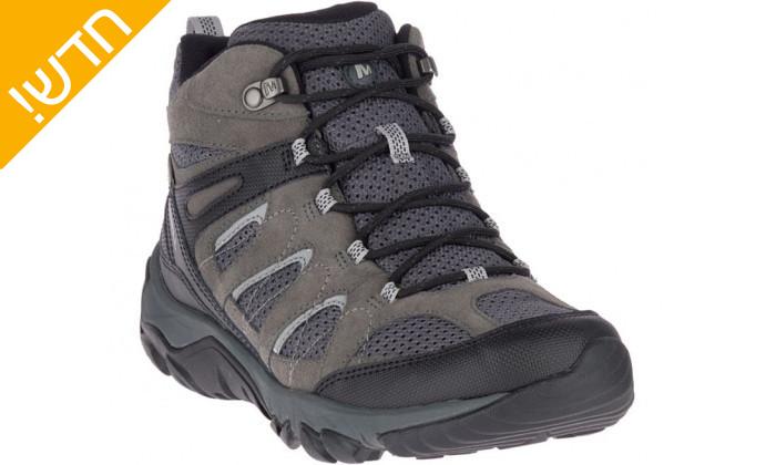 3 נעלי טיולים לגברים MERRELL