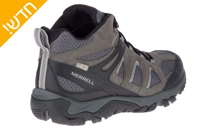 4 נעלי טיולים לגברים MERRELL