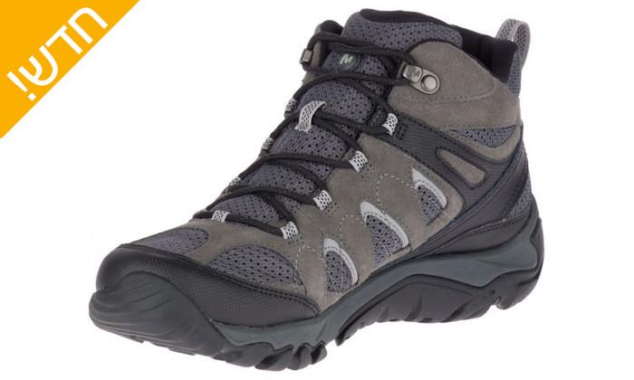 5 נעלי טיולים לגברים MERRELL