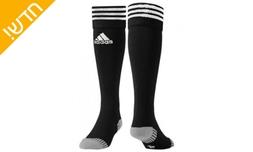 זוג גרבי כדורגל לגברים adidas