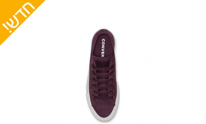 5 נעלי סניקרס פלטפורמה ALL STAR לנשים CONVERSE