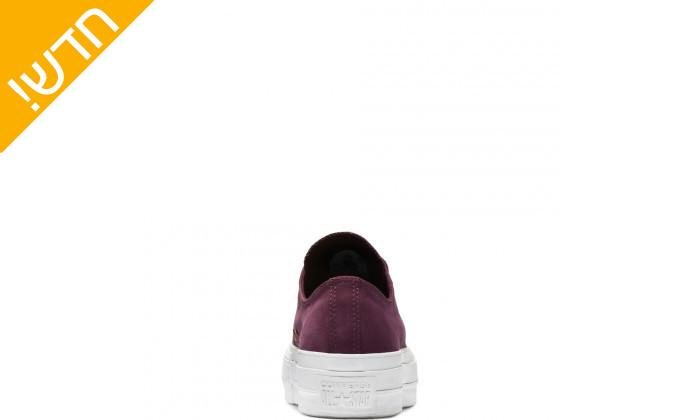 6 נעלי סניקרס פלטפורמה ALL STAR לנשים CONVERSE
