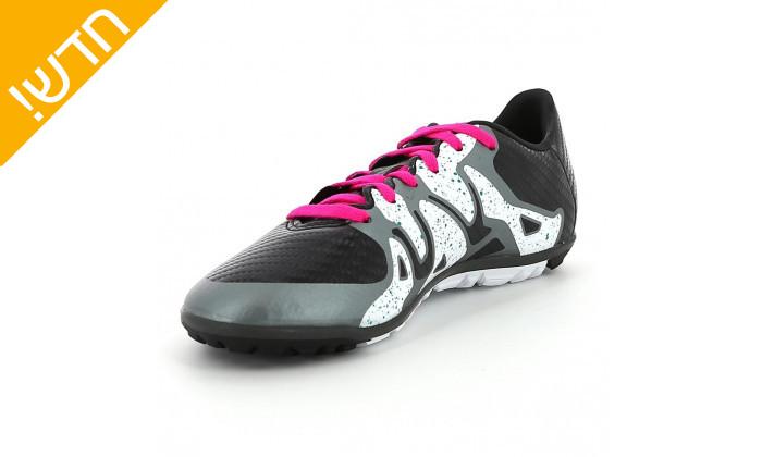 3 נעלי קטרגל לנוער אדידס adidas