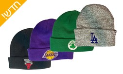 זוג כובעי גרב של קבוצות NBA