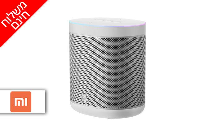 2 רמקול חכם Xiaomi דגם Mi Smart Speaker - משלוח חינם