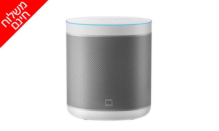 5 רמקול חכם Xiaomi דגם Mi Smart Speaker - משלוח חינם