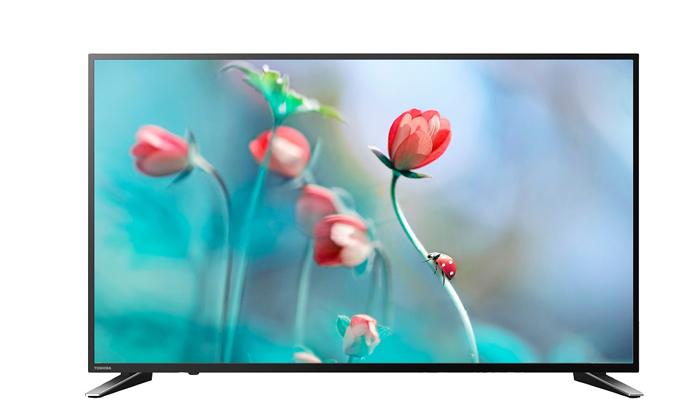 2 טלוויזיה 55 אינץ' TOSHIBA SMART 4K