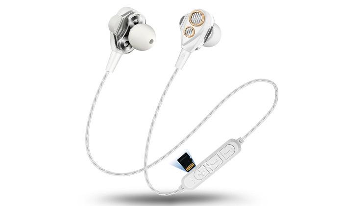 5 אוזניות ספורט אלחוטיות Bluetooth