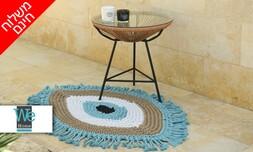 שטיח מקרמה בעבודת יד חמסה