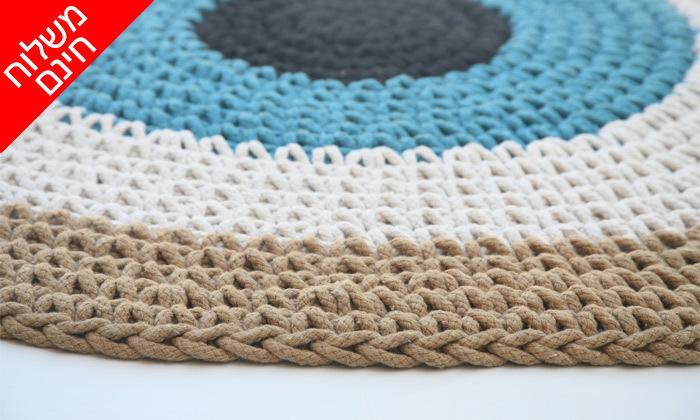9 שטיח מקרמה בעבודת יד דגם חמסה במבחר גדלים וצבעים - משלוח חינם