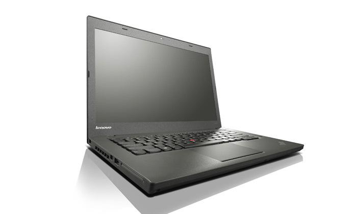 """3 מחשב נייד מחודש Lenovo דגםT440מסדרתThinkPad עם מסך """"14, זיכרון 8GB ומעבד i5"""