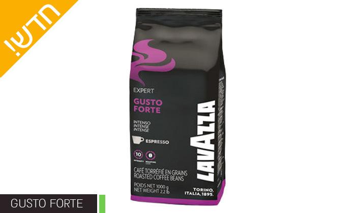 """4 מארז 3 ק""""ג פולי קפה Lavazza במבחר טעמים - משלוח חינם"""