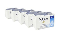 40 יחידות סבון מוצק DOVE