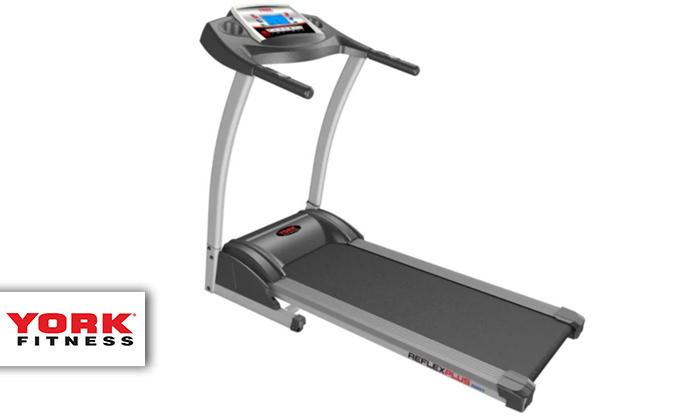 """2 מסלול ריצה 6.5 כ""""ס YORK דגם REFLEX PLUS - משלוח חינם"""