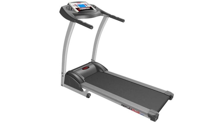 """5 מסלול ריצה 6.5 כ""""ס YORK דגם REFLEX PLUS - משלוח חינם"""