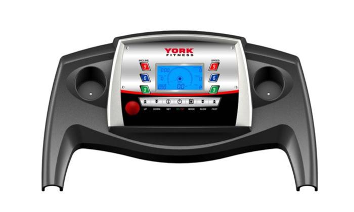 """4 מסלול ריצה 6.5 כ""""ס YORK דגם REFLEX PLUS - משלוח חינם"""