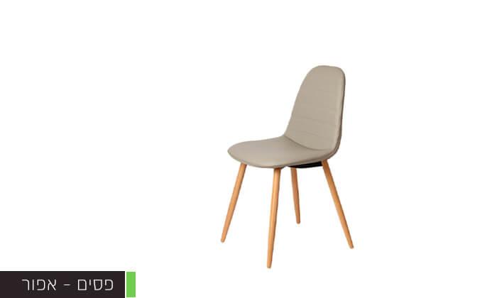3 ביתילי: כיסא לפינת אוכל דגם סמוקי