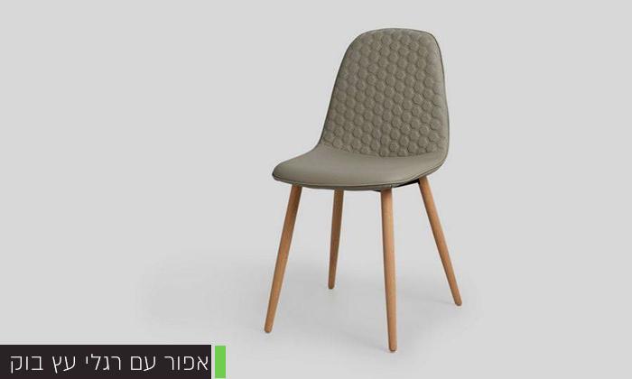3 ביתילי: כיסא לפינת אוכל דגם נסטי