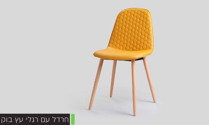 6 ביתילי: כיסא לפינת אוכל דגם נסטי