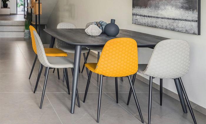 9 ביתילי: כיסא לפינת אוכל דגם נסטי