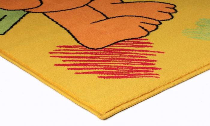 3 ביתילי: שטיח במבינו דובי לילדים