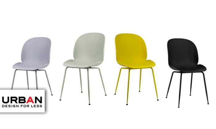 2 כיסא אוכל URBAN דגם AROL