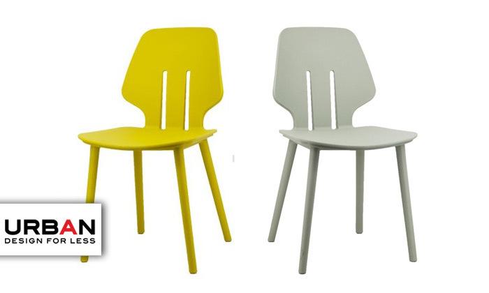 2 כיסא אוכל URBAN דגם BINO