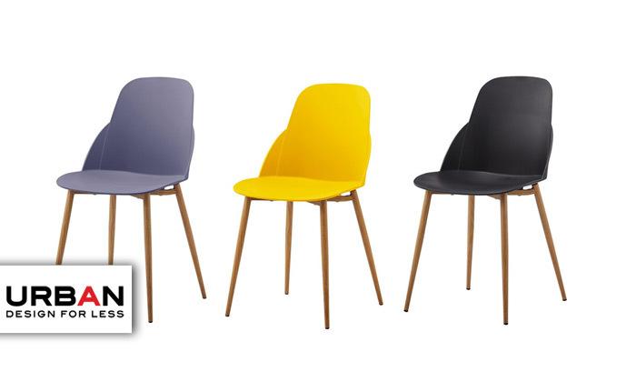 2 כיסא אוכל URBAN דגם COVERY