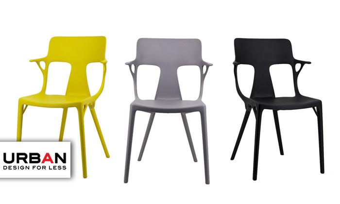 2 כיסא אוכל URBAN דגם ELMO