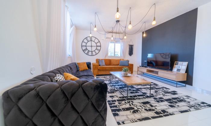 3 דירת נופש 4 חדרים באילת - 2 לילות לעד 6 אורחים