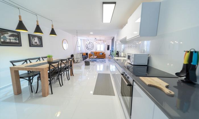 4 דירת נופש 4 חדרים באילת - 2 לילות לעד 6 אורחים
