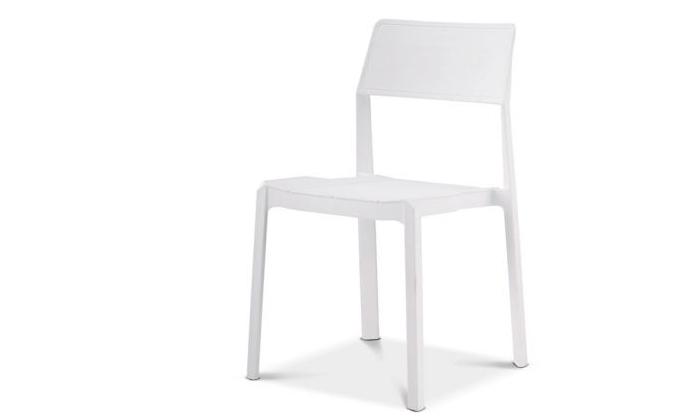 4 כיסא פלסטיק URBAN דגם GLONG