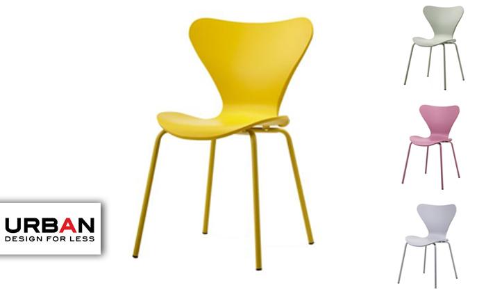 2 כיסא אוכל URBAN דגם SKIPI