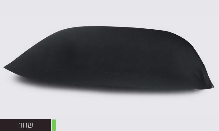 10 פוף רביצה ענק עם ריפוד חיצוני גמיש ומילוי פתיתי קלקר