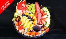 מגשי פירות מעוצבים וסושי פירות