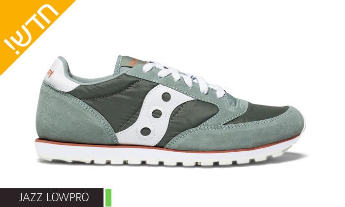 4 נעליים לגברים סאקוני Saucony